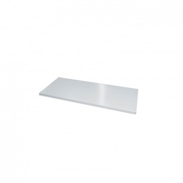 Einlegeboden lackiert für Aktenregal / Aktenschrank mit Drehtüren B930xT400mm