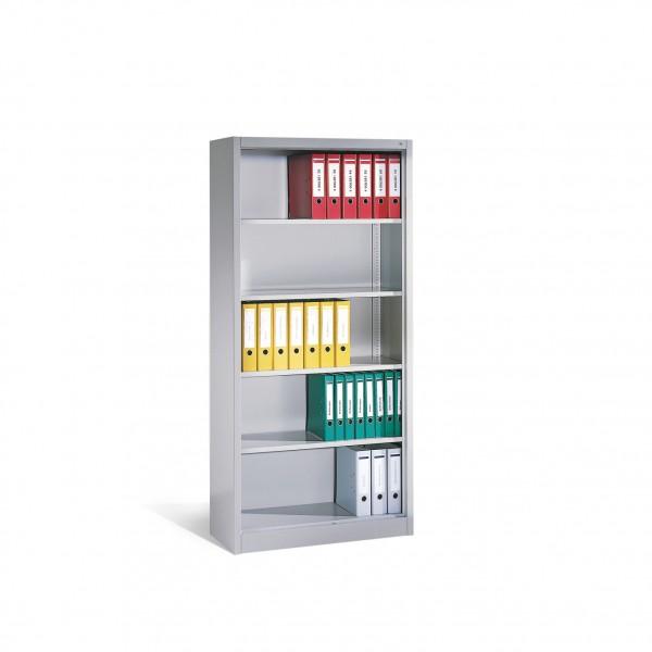 Büroregal ohne Türen Größe: 1950 x 930 x 600 mm (HxBxT)