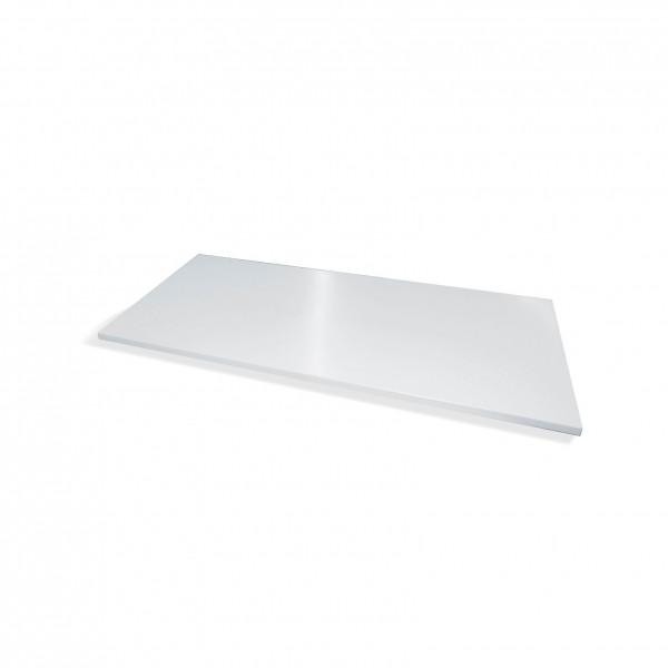 Einlegeboden lackiert für Aktenregal / Aktenschrank mit Drehtüren B1200xT600mm