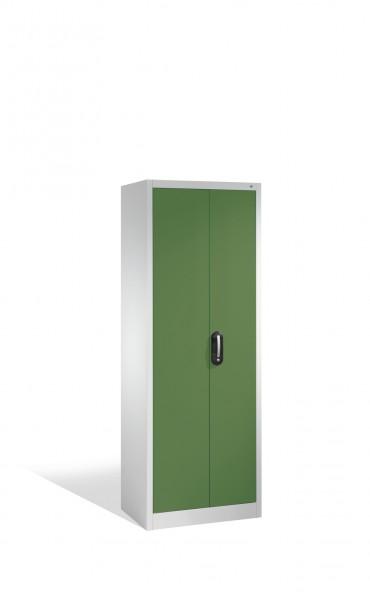 Werkzeugschrank mit 2 Türen Größe: 1950 x 700 x 400 mm (HxBxT)