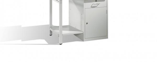 Ablageboden für Werkbank mit einem Standschrank B1000mm