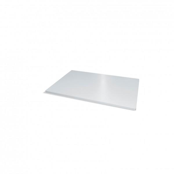 Einlegeboden lackiert für Aktenregal / Aktenschrank mit Drehtüren B930xT600mm