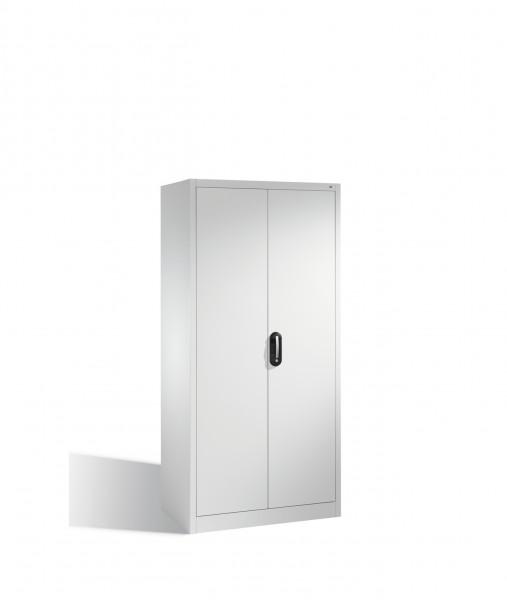 Werkzeugschrank mit Hutboden und Garderobe Größe: 1950 x 930 x 500 mm (HxBxT)