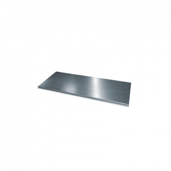 Einlegeboden verzinkt für Schwerlastschrank mit Drehtüren B930xT400mm