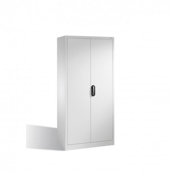Büroschrank mit Hängerahmen und ausziehbarer Ablage Größe: 1950 x 930 x 400 mm (HxBxT)
