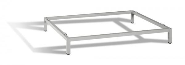 Untergestell für Planschrank DIN A1 Höhe 15 cm