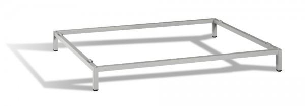 Untergestell für Planschrank DIN A0 Höhe 15 cm
