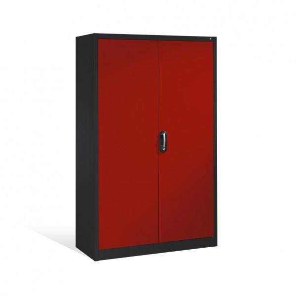 Werkzeugschrank mit 2 Türen Größe: 1950 x 1200 x 500 mm (HxBxT)