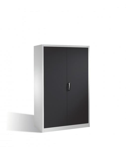Büroschrank mit 2 Türen Größe: 1950 x 1200 x 600 mm (HxBxT)