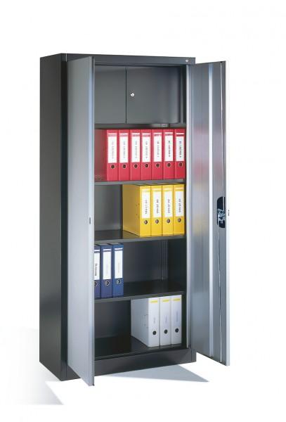 Büroschrank mit Schließfach Größe: 1950 x 930 x 400 mm (HxBxT)