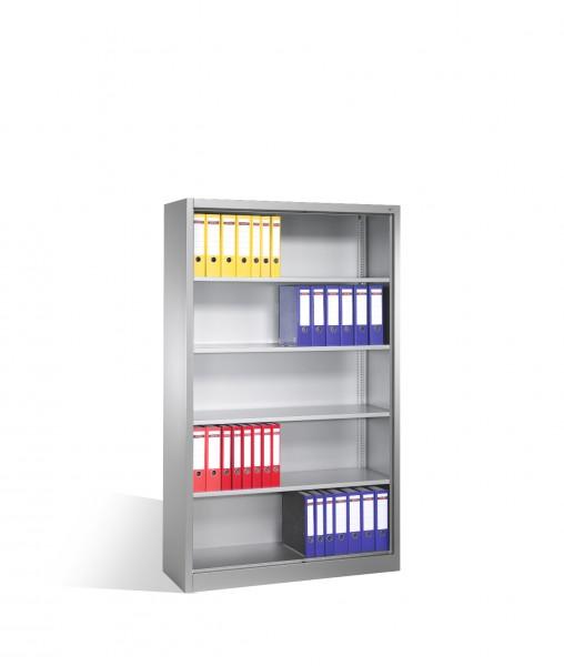Büroregal ohne Türen Größe: 1950 x 1200 x 400 mm (HxBxT)