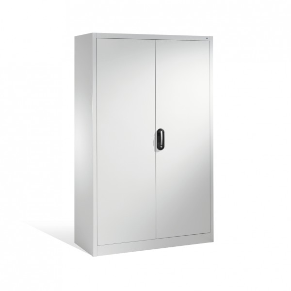 Büroschrank mit 2 Türen Größe: 1950 x 1200 x 500 mm (HxBxT)