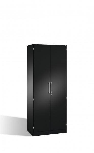 Aktenschrank Asisto mit Drehtüren, 5 Ordnerhöhen, H1980xB800xT435mm