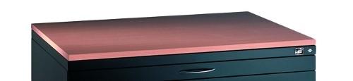 Abdeckplatte für Planschrank DIN A1 DBS Dekor